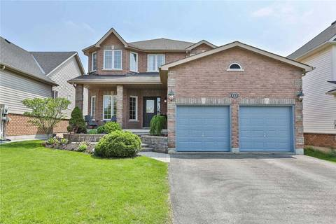 House for sale at 111 Birkhall Pl Barrie Ontario - MLS: S4512757