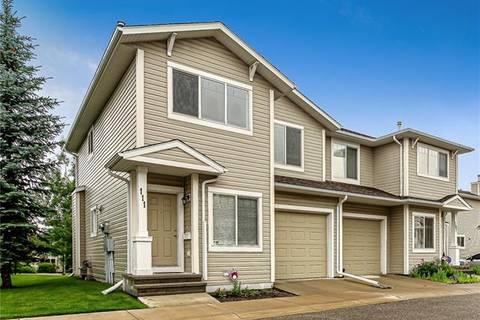 Townhouse for sale at 111 Bridleridge Manr Southwest Calgary Alberta - MLS: C4257219