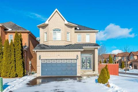 House for sale at 111 Brightsview Dr Richmond Hill Ontario - MLS: N4664178