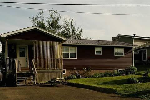 House for sale at 111 Brundage St Woodstock New Brunswick - MLS: NB022094