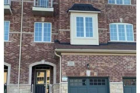 Townhouse for sale at 111 Burke St Hamilton Ontario - MLS: X4770968