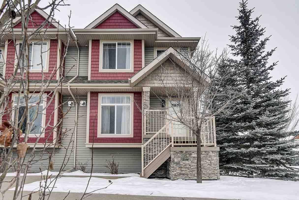 Townhouse for sale at 111 Callaghan Dr Sw Edmonton Alberta - MLS: E4182774