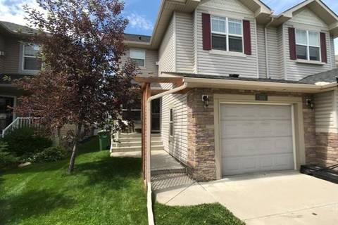 Townhouse for sale at 111 Canals Circ Southwest Airdrie Alberta - MLS: C4258892