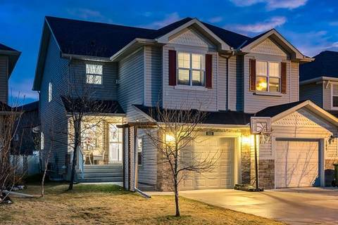 Townhouse for sale at 111 Canals Circ Southwest Airdrie Alberta - MLS: C4295229