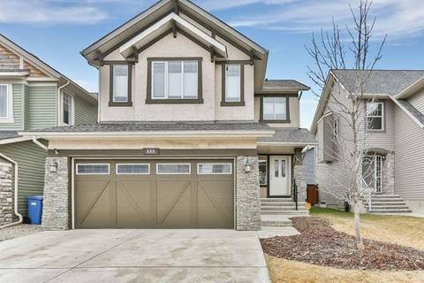 House for sale at 111 Cougartown Cs Southwest Calgary Alberta - MLS: C4239514
