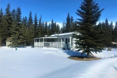 Home for sale at 111 Coyote Creek  Rural Mountain View County Alberta - MLS: C4291784