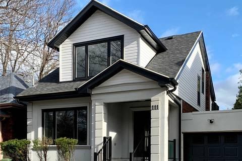 House for sale at 111 Edgemont St Hamilton Ontario - MLS: X4640245