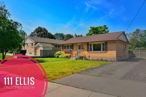 House for sale at 111 Ellis Cres Waterloo Ontario - MLS: X4517107