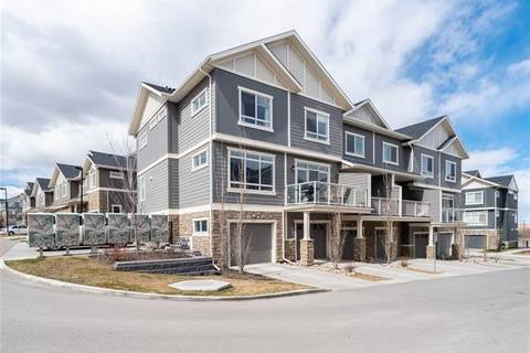 Townhouse for sale at 111 Evanston Manr Northwest Calgary Alberta - MLS: C4240818