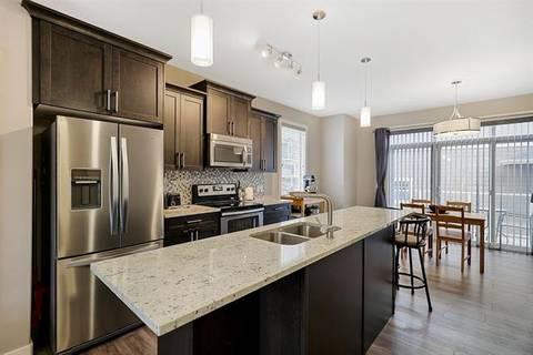 Townhouse for sale at 111 Evanston Manr Northwest Calgary Alberta - MLS: C4284853