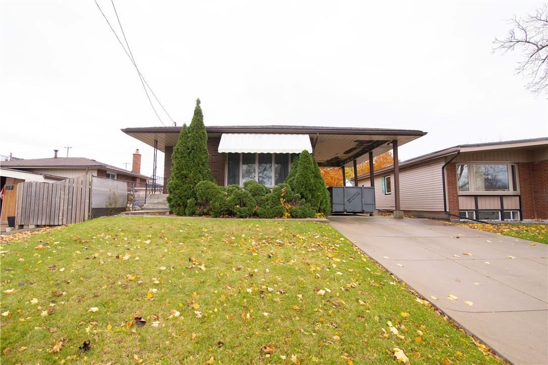 Removed: 111 Fielding Crescent, Hamilton, ON - Removed on 2018-12-04 04:42:09