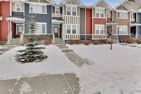 Townhouse for sale at 111 Fireside Parkway  Cochrane Alberta - MLS: C4278904