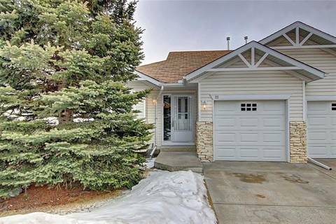 Townhouse for sale at 111 Freeman Wy Northwest High River Alberta - MLS: C4292794