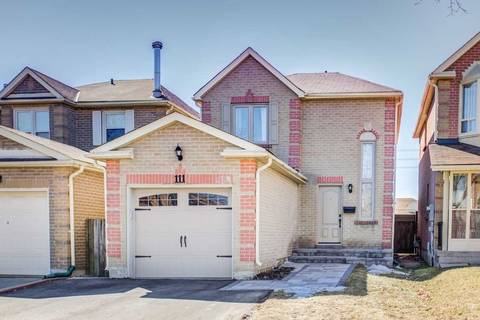 House for sale at 111 Gailcrest Circ Vaughan Ontario - MLS: N4423025