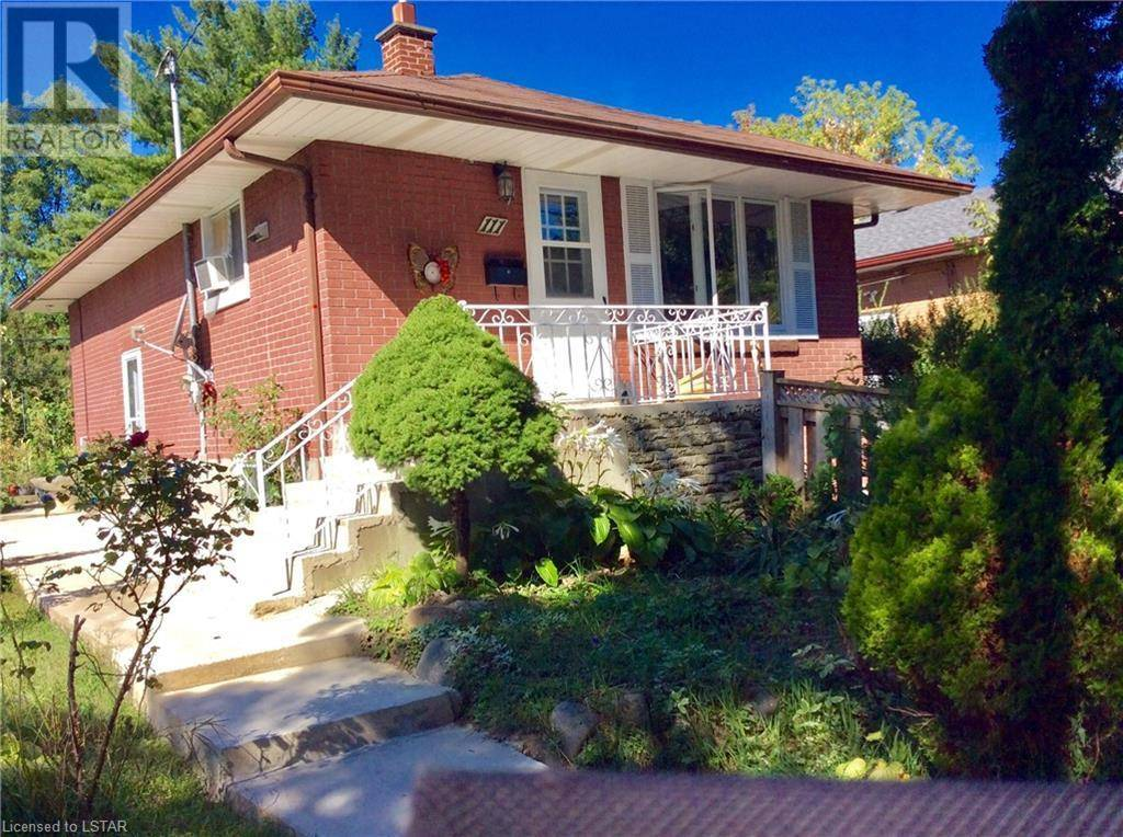 House for sale at 111 Gladstone Ave London Ontario - MLS: 222388