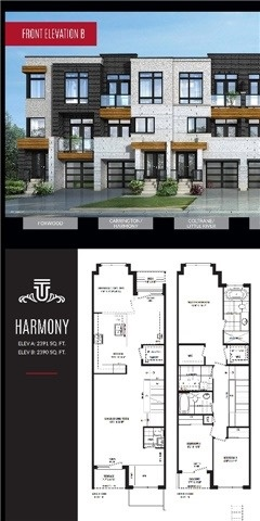 For Sale: 111 Golden Trail, Vaughan, ON   3 Bed, 3 Bath Townhouse for $1,319,990. See 3 photos!