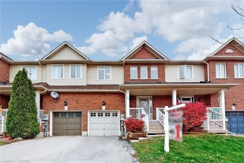 Townhouse for sale at 111 Gollins Dr Milton Ontario - MLS: 40037677