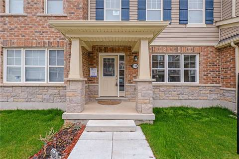 Townhouse for sale at 111 Gore Ct Milton Ontario - MLS: W4443948