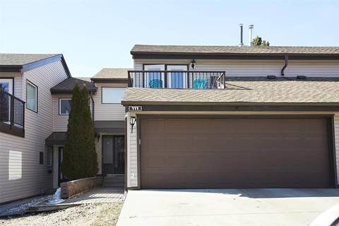 Townhouse for sale at 111 Grandin Wo  St. Albert Alberta - MLS: E4160897