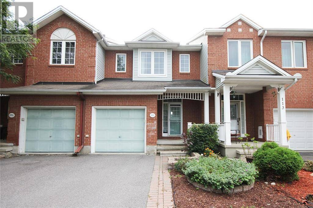 Townhouse for rent at 111 Gray Cres Ottawa Ontario - MLS: 1168813