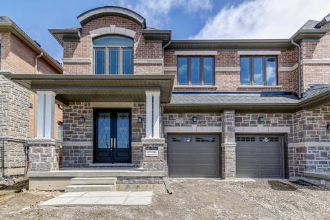 Townhouse for sale at 111 Iceland Poppy Tr Brampton Ontario - MLS: W4751540
