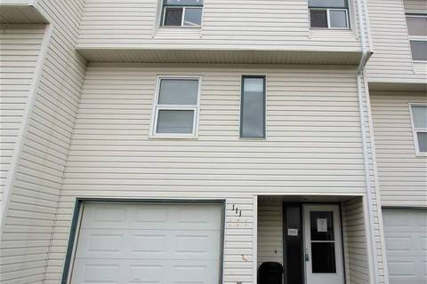 Townhouse for sale at 111 Kingsfield Vg  Leduc Alberta - MLS: E4149951