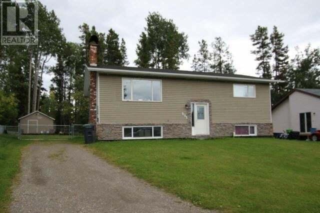 House for sale at 111 Kiskatinaw Cres Tumbler Ridge British Columbia - MLS: 185478