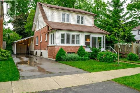 Townhouse for sale at 111 Lock St Peterborough Ontario - MLS: 201725