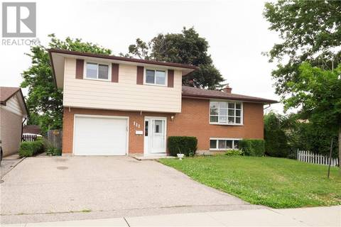 House for sale at 111 Mcdonald Ave Cambridge Ontario - MLS: 30753079