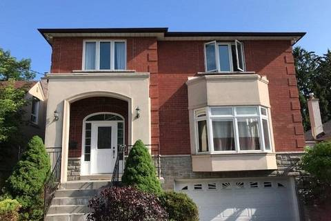 House for rent at 111 Mckee Ave Toronto Ontario - MLS: C4524423