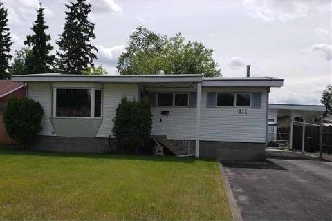 House for sale at 111 Mckenzie Ave Prince George British Columbia - MLS: R2359155