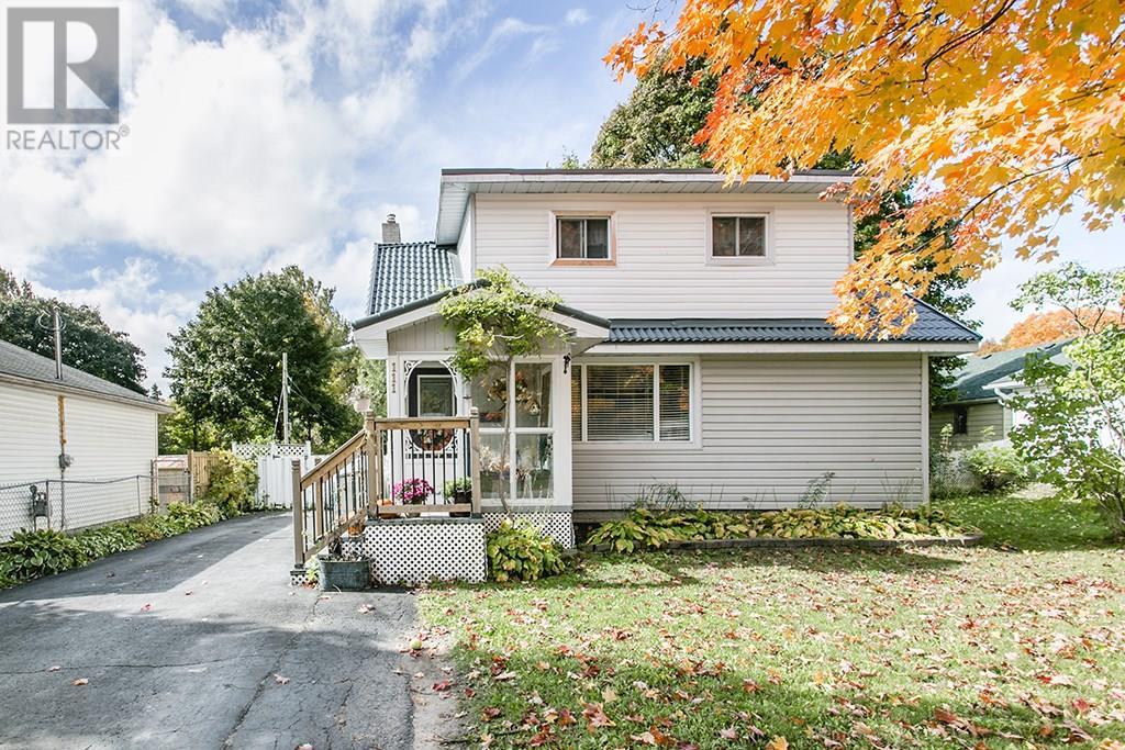 House for sale at 111 Mckenzie Street Orillia Ontario - MLS: S4279724