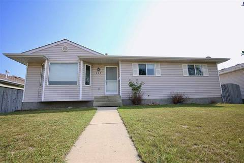 House for sale at 111 Parkside Dr Wetaskiwin Alberta - MLS: E4150086