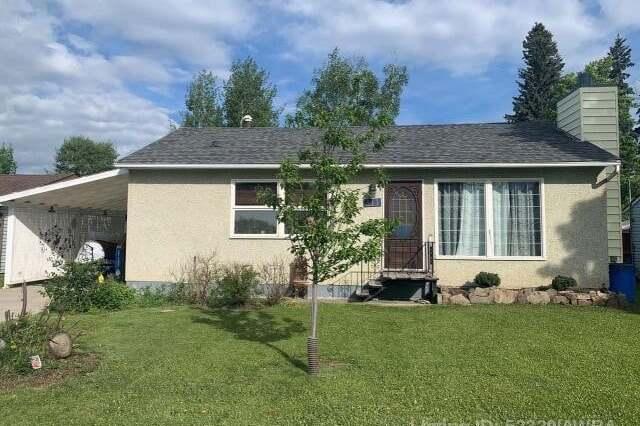 House for sale at 111 Poboktan Road  Hinton Alberta - MLS: AW52329