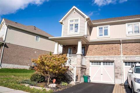 Townhouse for rent at 111 Preston Dr Orangeville Ontario - MLS: W4959941