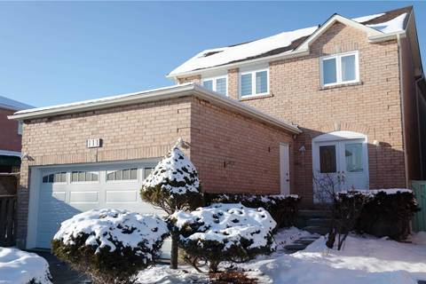 House for sale at 111 Rimmington Dr Vaughan Ontario - MLS: N4695520