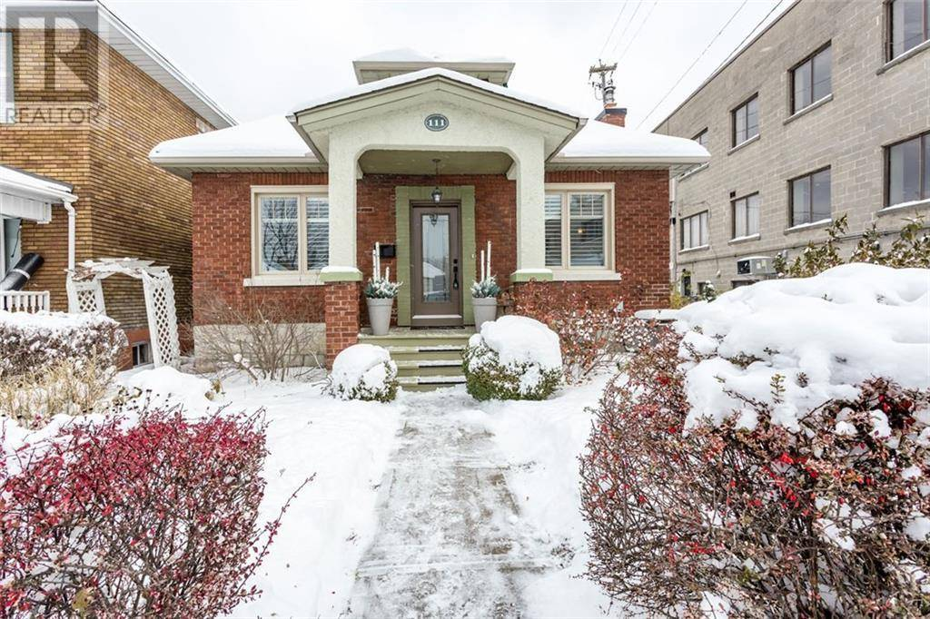 House for sale at 111 Ross Ave Ottawa Ontario - MLS: 1175192