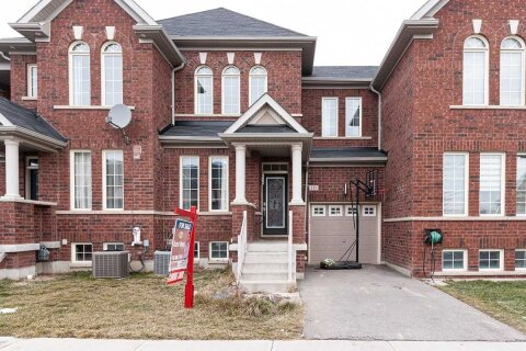 Townhouse for sale at 111 Sky Harbour Dr Brampton Ontario - MLS: W5086122