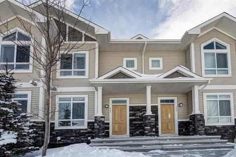 Townhouse for sale at 111 Skyview Ranch Garden(s) Northeast Calgary Alberta - MLS: C4285960
