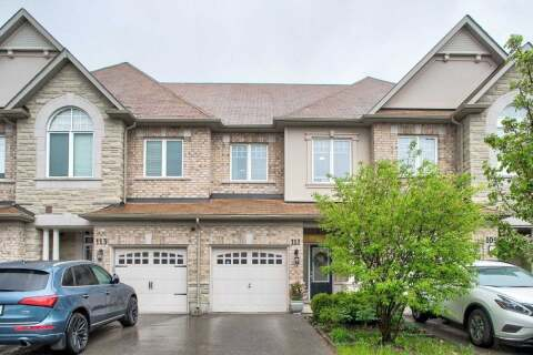 Townhouse for sale at 111 Southdown Ave Vaughan Ontario - MLS: N4774193