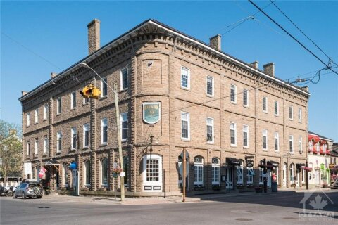 Commercial property for sale at 111 St Lawrence St St Merrickville Ontario - MLS: 1206021