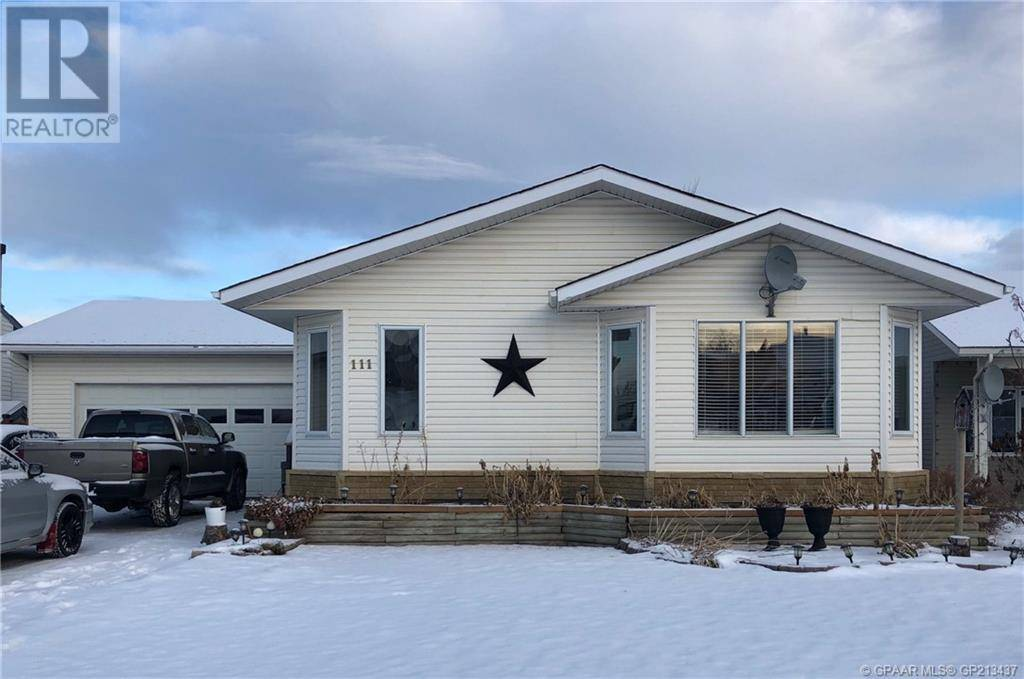 House for sale at 111 Sunset Dr Spirit River Alberta - MLS: GP213437