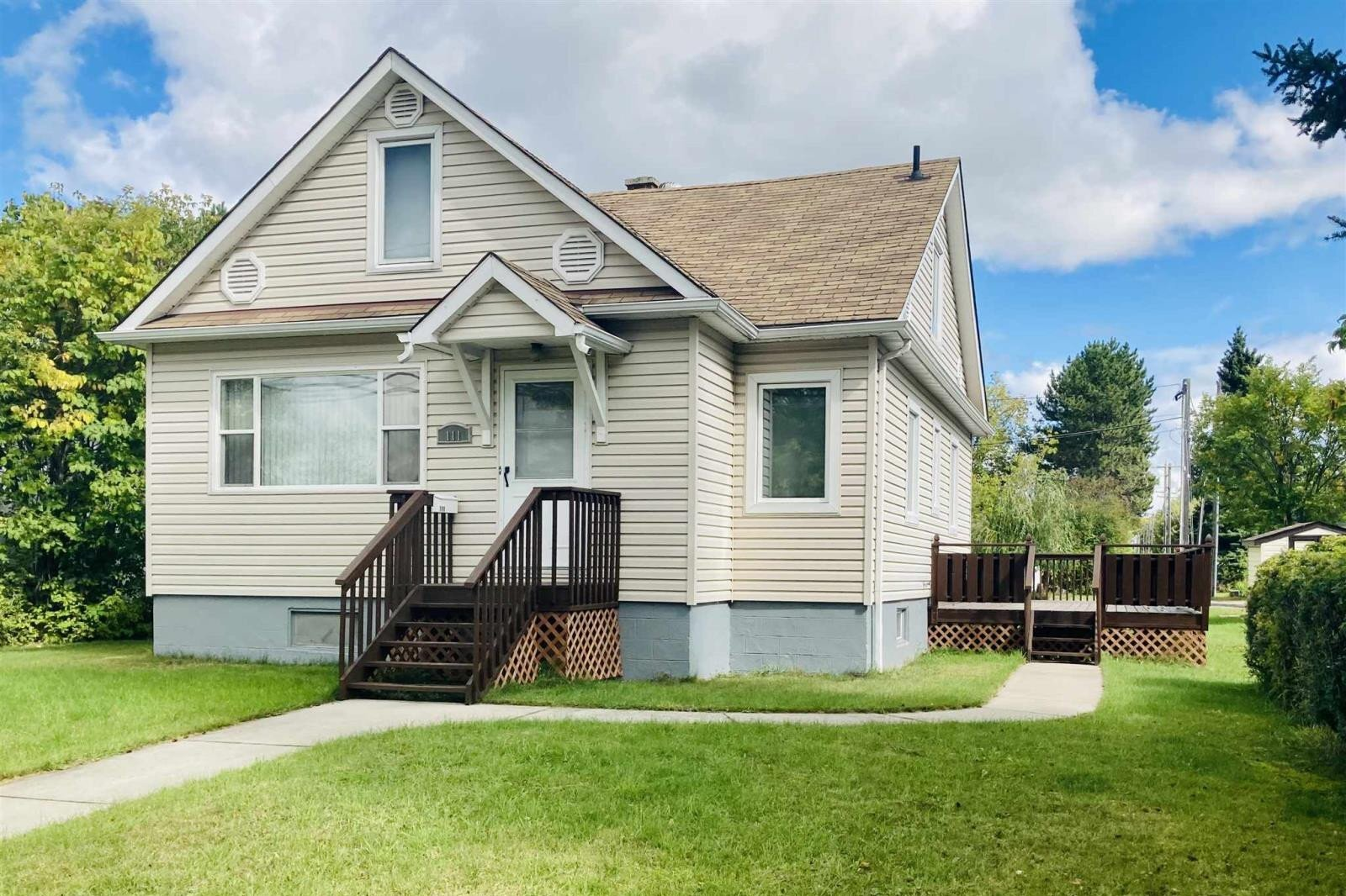 House for sale at 111 Van Horne Ave Dryden Ontario - MLS: TB202232