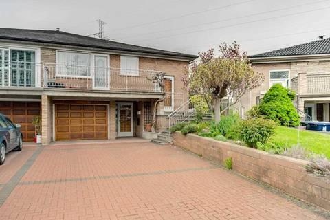 Townhouse for sale at 111 Willowridge Rd Toronto Ontario - MLS: W4459787