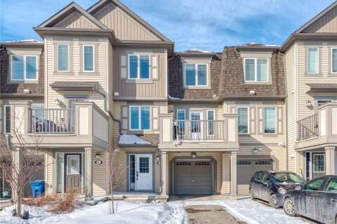Townhouse for sale at 111 Windstone Cres SW Airdrie Alberta - MLS: C4289476