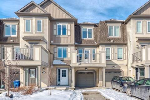 Townhouse for sale at 111 Windstone Cres Southwest Airdrie Alberta - MLS: C4289476