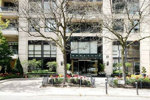 Apartment for rent at 10 Delisle Ave Unit 1110 Toronto Ontario - MLS: C4462661