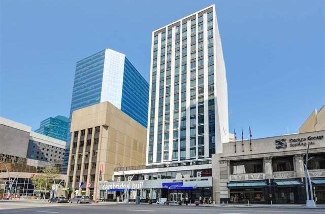 Condo for sale at 10024 Jasper Ave Nw Unit 1110 Edmonton Alberta - MLS: E4182999