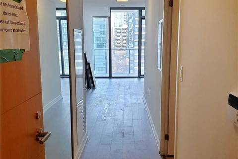 Apartment for rent at 11 Wellesley St Unit 1110 Toronto Ontario - MLS: C4730812