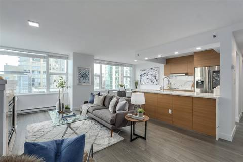 Condo for sale at 1500 Hornby St Unit 1110 Vancouver British Columbia - MLS: R2407113